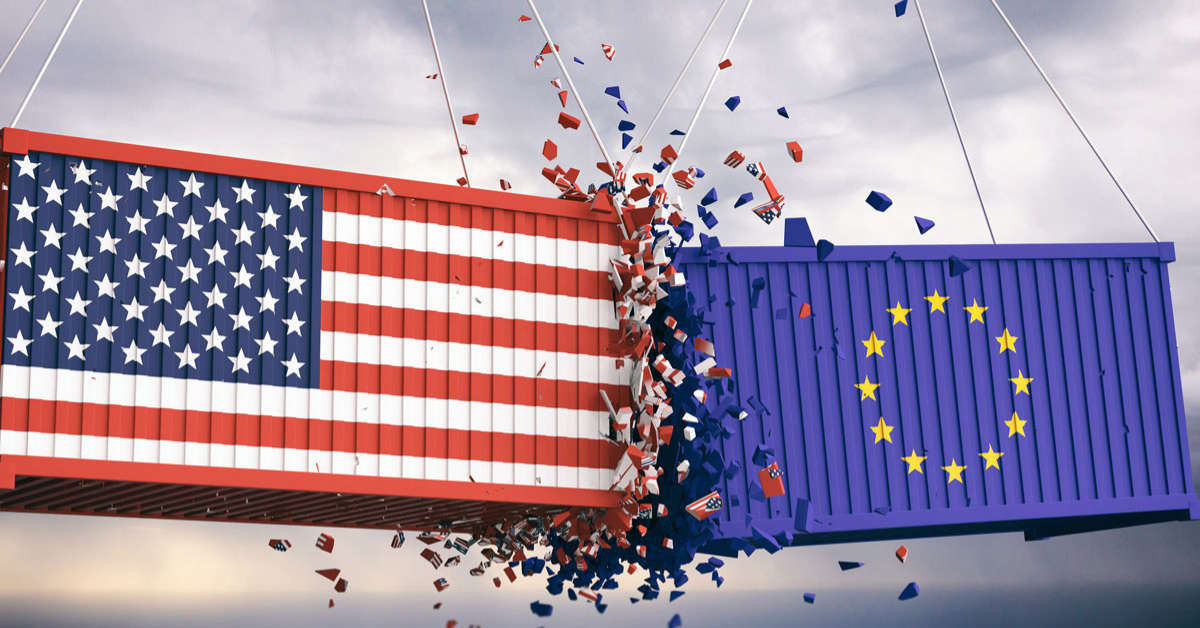 duties, rest between usa and european union